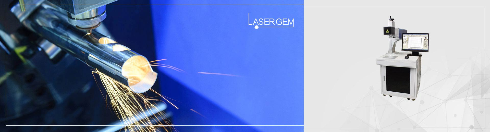 GEM laser machine supplier
